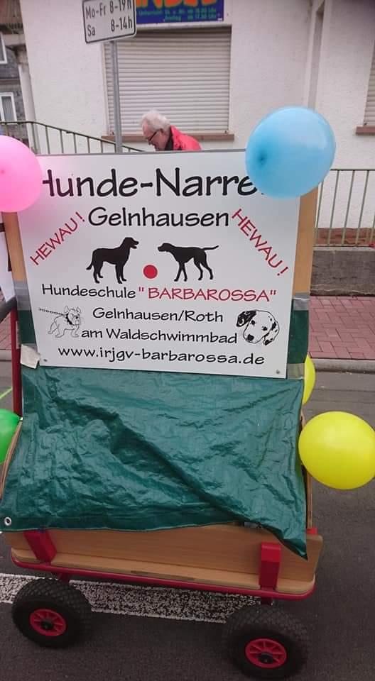Die Hundenarren aus Gelnhausen-Roth